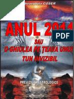 2011 - ANALIZA ASUPRA TRANZITELOR