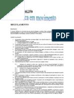 Concurso Biblioteca Em Movimento 2011-1