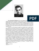 Biografia Rafalovici I.a.