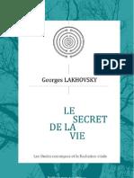 Le Secret Lakhovsky