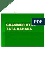 Grammer Atau Tata Bahasa (2)