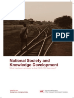 National Society and Knowledge Development