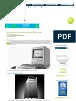 Os 6 Pilares Do Design Segundo Steve Jobs