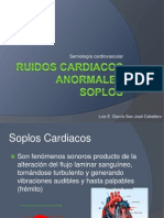 Ruidos Cardiacos Anormales