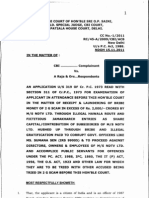 Application by Comm. of IT, Delhi, Us 319 and 311 of CrPC on Receipt & Laundering of Bribe Money of 2G Scam