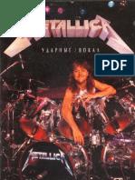 Metallica the Black Album Songbook Drum