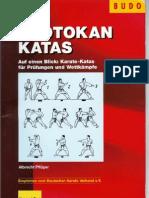 27 Shotokan Katas