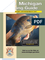 2010 Michigan Fishing Guide