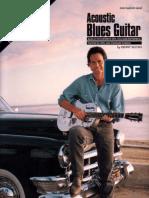 (Guitar Songbook) Kenny Sultan - Acoustic Blues Guitar