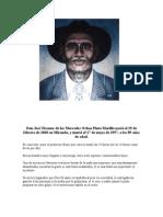 Don Nicanor Ochoa