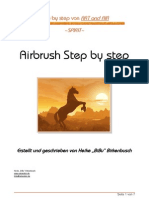 Airbrush Step by Step - Spirit
