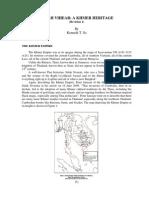 Preah Vihear - A Khmer Heritage _Rev 1