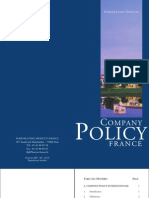 Company Policy[1] Forever