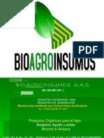 Presentacion Bioxinis & Avisana Diapositivas