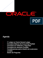Estructura Contable Oracle