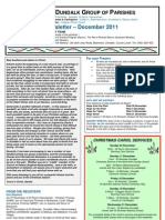 Newsletter Dec 2011