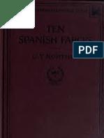 Ten Spanish Farces Nor Ti Ala
