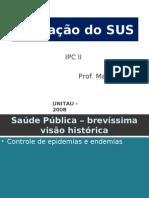 Introdução Do SUS - IPC II
