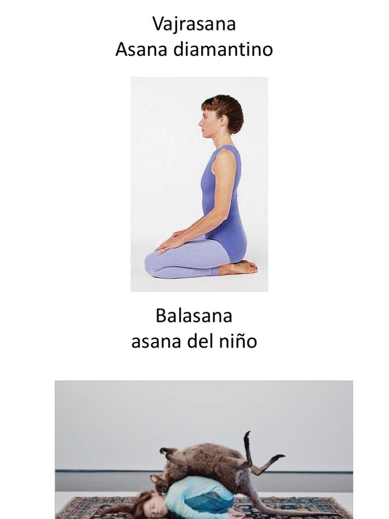 Sesión de asanas de yoga (invierno de 2011-2012)
