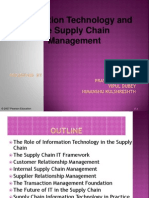 Role of i.t in Scm
