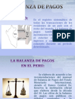 Diapositivas Balanza de Pagos