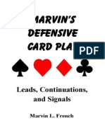 Marvin's All Defense Cardplay