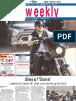TV Weekly - Nov. 27, 2011