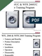 Bosch FL Washers