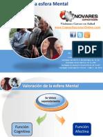 Evaluación del estado mental en el Adulto Mayor