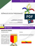 Estimulos Scout Region de Risaralda