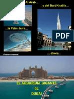 El Aquarium de Dubai