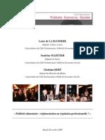 Compte-Rendu CPPES 20 Octobre 2009