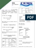 Los Pronombres Person Ales y Complemento[1][1]