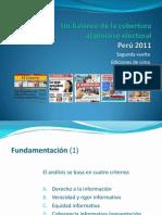 IPYS Medios y Elecciones 24.11.2011 SPM