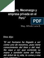 Cultura, Mecenazgo y Empresa Privada_scribd