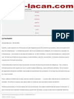 1 _ La Forclusión