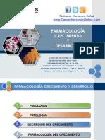 Farmacologia Crecimiento y Desarrollo 2006