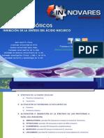 Farmacologia Quinolonas  2008