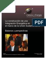 Lahoud, Gustavo - La construcción de una Integración Energética en el marco de UNASUR