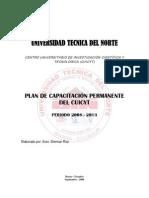 PlanCapacitacion2008-2013