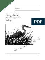 Washington; An Educators Guide to Ridgefield National Wildlife Refuge