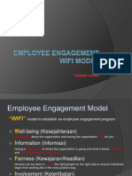 Employee Engagement-WIFI Model
