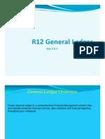 R12 General Ledger PPT