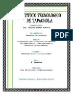 Método de Variación  de Parámetros prof paulino