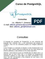 Clase6 SQL PostgreSQL