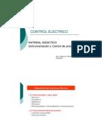 Control Electrico y Sensores Cis