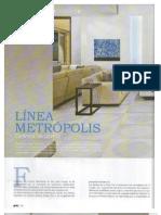 Linea Metropolis - Cerámica San Lorenzo