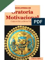 6596564 Carlos de La Rosa Vidal Enciclopedia de Oratoria Motivacional V