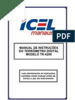 Manual Terrometro