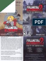 Fullmetal Alchemist 2 Curse of the Crimson Elixir- Manual.byrodrjgw.www.TheRebels.de
